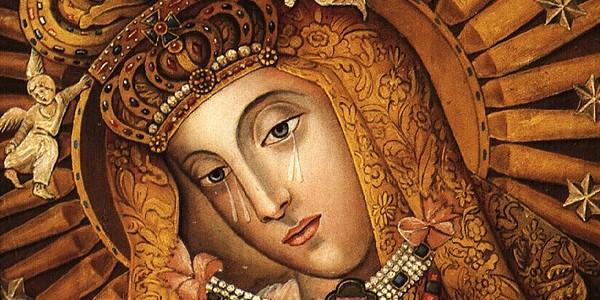 Виленская и Виленско-Остробрамская иконы Божией Матери