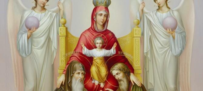 Иконы Божией Матери Свенская