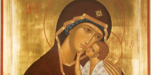 Икона Божией Матери «Ярославская»
