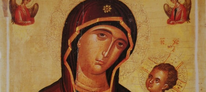 Икона Божией Матери «Пименовская»