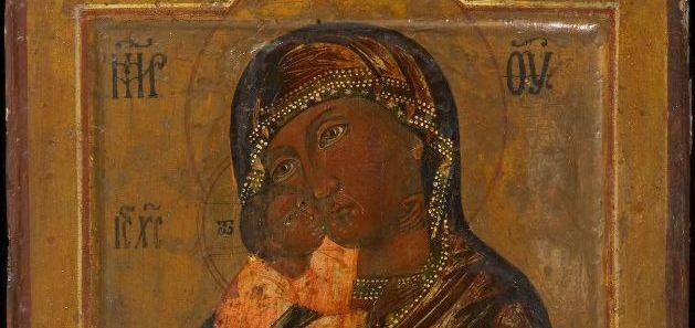 Сретение «Владимирской» иконы Пресвятой Богородицы