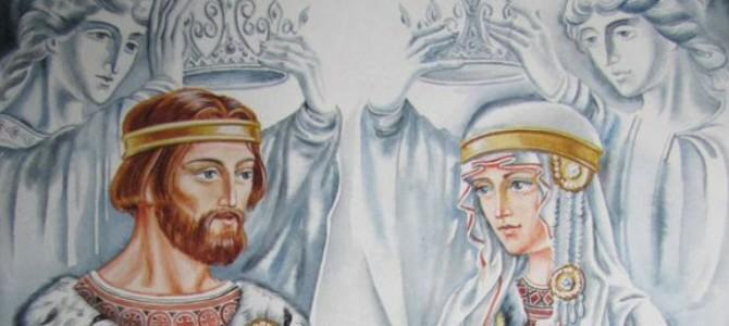 Благоверные князь Петр и княгиня Феврония, Муромские чудотворцы