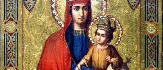 Икона Божией Матери «Шестоковская»
