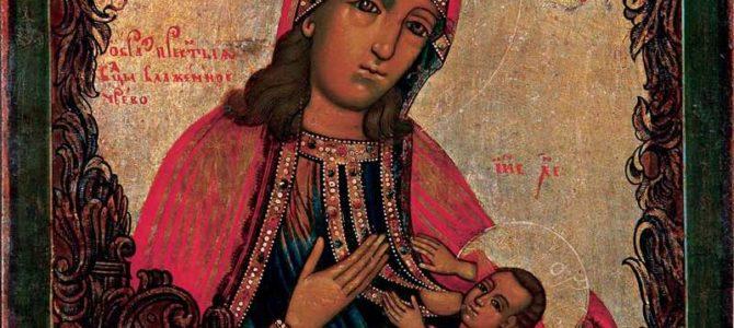 Икона Божией Матери «Барловская»